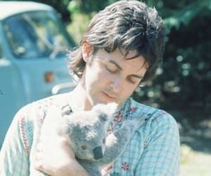 1970s, Paul McCartney, and the beatles image