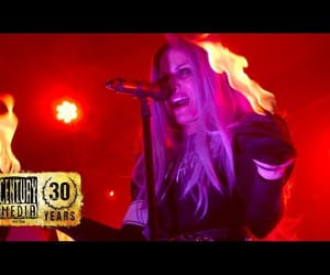 Lacuna Coil, music, and live image