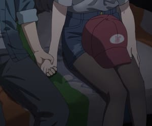 aesthetic, anime, and couple image
