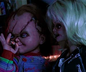 90s, aesthetic, and Child's Play image