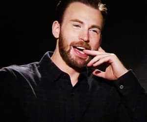 actor, gif, and chris evans image
