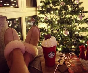 aesthetic, slippers, and winter image