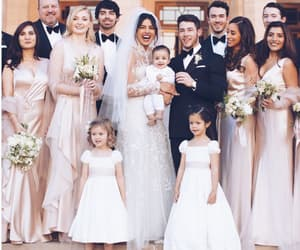 nick jonas, wedding, and beautiful image