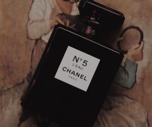 chanel, perfume, and art image