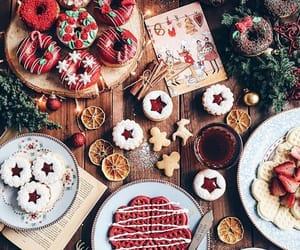 christmas, winter, and sweet image