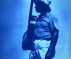 blue, bluesmusic, and blues image