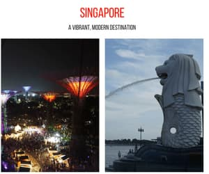 adventures, singapore, and holiday packages image