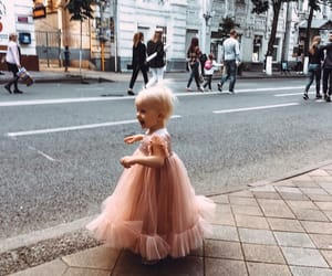 babies, baby, and blond image