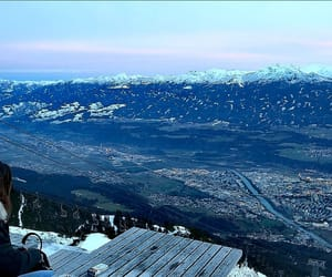 Alps, mountain, and snow image