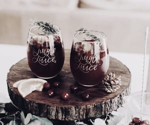 christmas, details, and drinks image