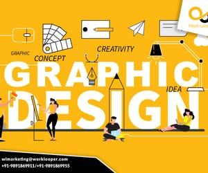 Graphics Design, graphic design company, and designing services image