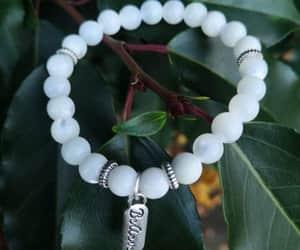 beaded bracelet and adjustable bracelet image