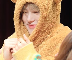cutie, energizer, and aegyo king image