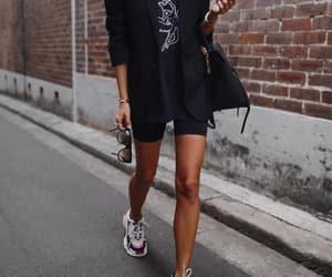 Balenciaga, look, and andicsinger image