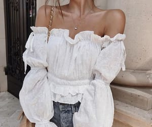 clothes, girly, and ruffles image