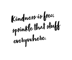 kindness, phrase, and quote image