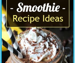 smoothie recipes, chocolate smoothies, and cacao smoothies image