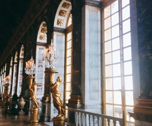 fairytale, palace, and versailles image