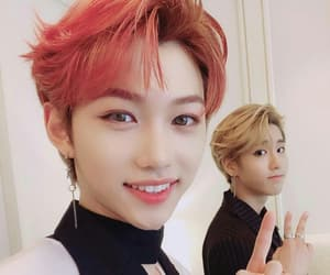 felix, kpop, and jisung image