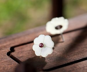 beauty, fashion earrings, and bridesmaid gifts image