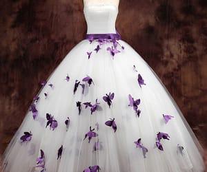belleza, elegancia, and mariposas image