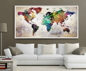 art print, large wall decor, and extra large wall art image