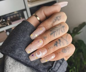 nails, pretty, and jamie geneviève image