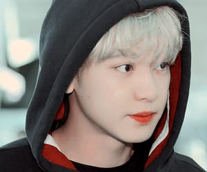 blond, exo, and chanyeol image
