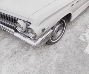 cars, white aesthetic, and white image