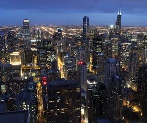 beauty, big city, and illinois image
