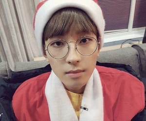 boy, christmas, and korean image