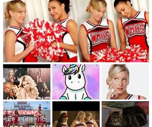 britney spears, cheerios, and glee image