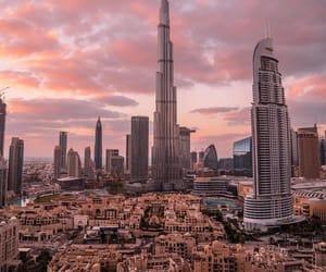 city, Dubai, and explore image