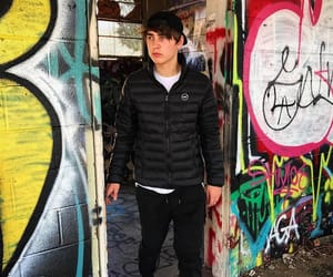 boy, colby brock, and youtuber image