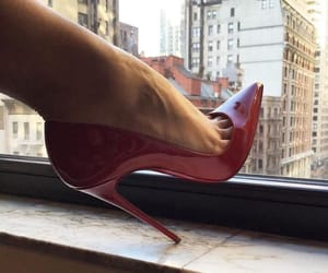 high heels, shoes, and luxury image
