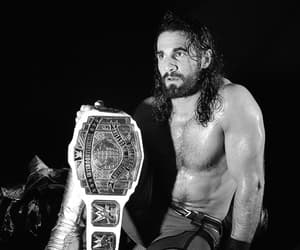 wwe, the shield, and seth rollins image
