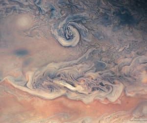 aesthetics, colors, and jupiter image