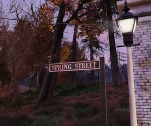 autumn, whitespring, and fallout 76 image