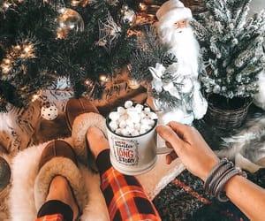 christmas, interior, and lifestyle image