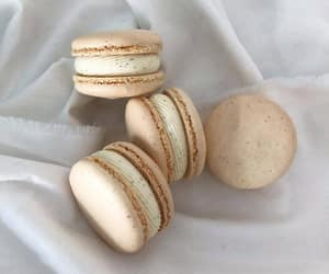 food, aesthetic, and macaroons image