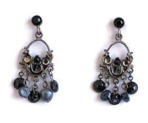 vintage earrings image