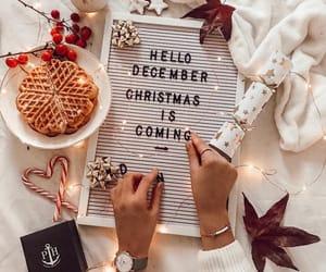 christmas, holiday, and december image
