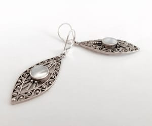 etsy, sterling silver, and vintage jewelry image