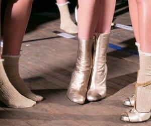 boots, supermodel, and gigi hadid image