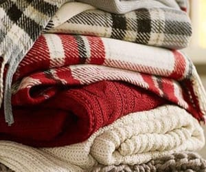 blankets, christmas, and cozy image