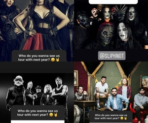 amy lee, evanescence, and metallica image
