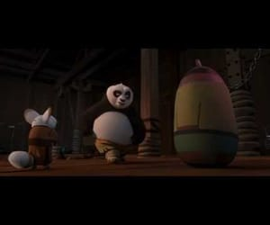 animation, kung fu panda, and movie image