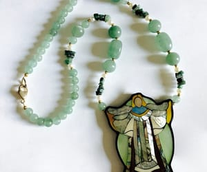angels, etsy, and handcrafted jewelry image