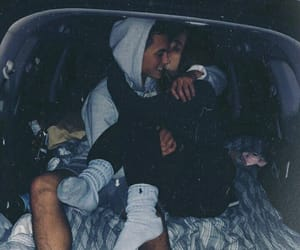 couple and car image