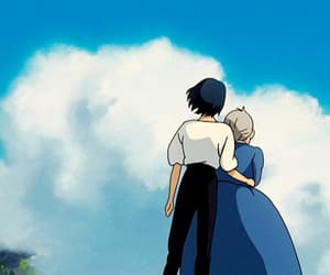 howl's moving castle and ジブリ image